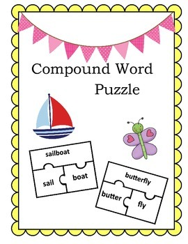 Compound Word Puzzle