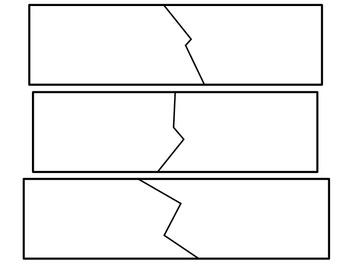 Compound Word Puzzle Pieces (Set 2)