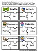 Compound Word Puzzles!