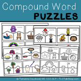 Compound Word Puzzles FREEBIE