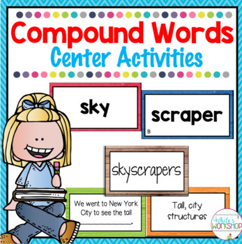 Compound Words Center Activities