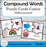 Compound Words Puzzles