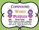 Compound Word Activities