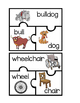 Compound Word Puzzles Set 2