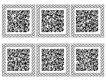 Compound Word QR codes