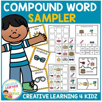 Compound Word Sampler Set