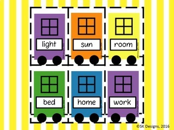 Compound Word Activity Fun No Prep w 4 Challenge Levels & HOTS Bulletin Board