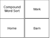 Compound Word Sort