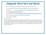 Compound Word Sort and Match