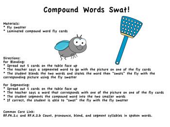 Compound Word Swat