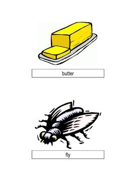 Compound Word Teacher Cards