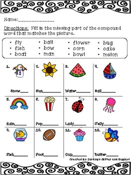 Compound Word Unit!