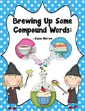 Compound Words Centers:  Brewing Up Some Compound Words