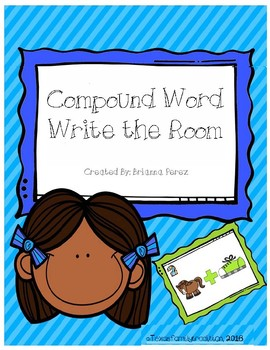 Compound Word Write the Room