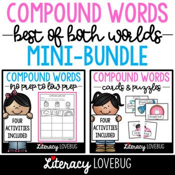 Compound Words Mini-BUNDLE