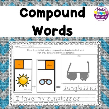 Compound Words Cards
