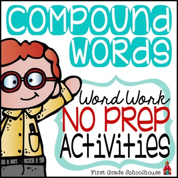 Compound Words Word Work