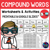 Compound Words Worksheets | Compound Words Activities