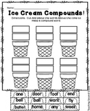 Compound Words Cut and Paste Freebie