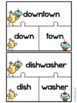 Compound Words Activity (Task Cards)