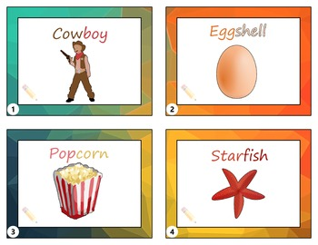 Compound Words Flashcards
