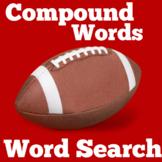 Compound Words Worksheet Activity