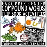 Compound Words Activity Flip Book