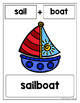 Compound Words:  A Set of 25 Posters