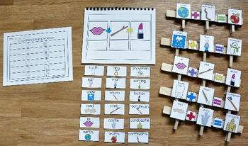 "Compound Words Activities-""Compound Words Book 3"""