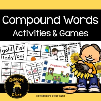 Compound Words Activities and Games