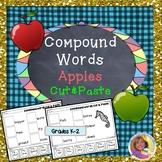 #StartFreshBTS Compound Words: Apples Cut & Paste