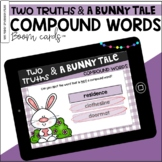 Compound Words BOOM Cards™