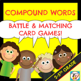 Compound Words! Battle & Matching Card Games