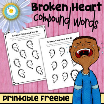 Compound Words: Broken Hearts