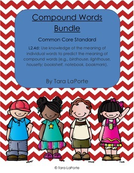 Compound Words Bundle L2.4d