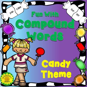 Compound Words -Candy Theme