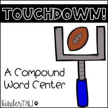 Football Compound Words Center