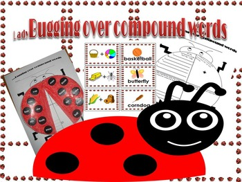 Compound Words Center Activity