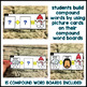 Compound Words Center: Hands on Activity