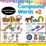 Compound Words Clip Art Set 2