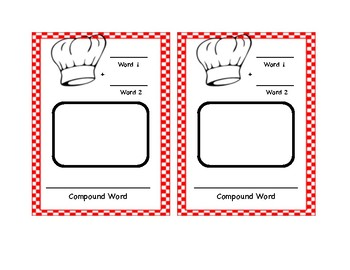Compound Words Cook Book