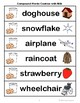 Compound Words Cookies and Milk Activity