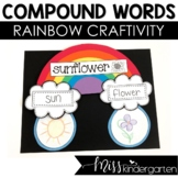 Compound Words Rainbow Craft