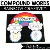 Compound Words Rainbow Craft