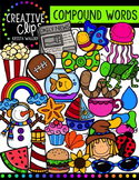 Compound Words {Creative Clips Digital Clipart}