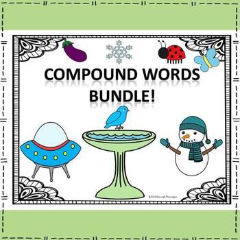 102 best Compound word centres images on Pinterest | Compound ...