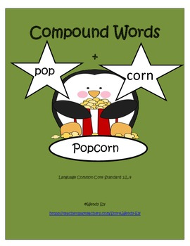 Compound Words----Differntiated Activities