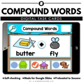 Compound Words Digital Learning Google Seesaw