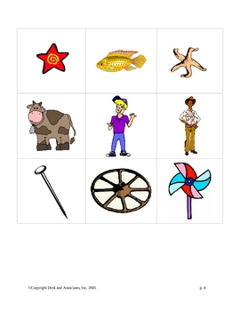 Compound Words (English and Spanish)