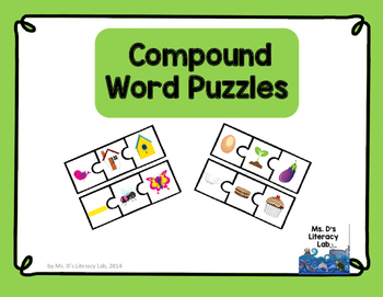 Compound Word (Puzzles)